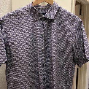 Zachary Prell Summer short sleeve shirt